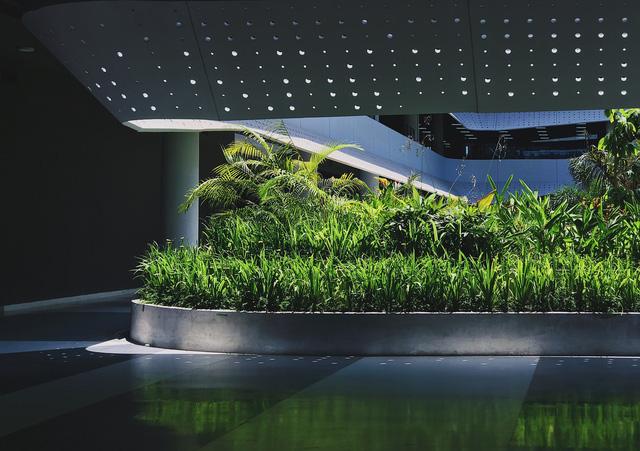 Trụ sở công ty công nghệ Việt lọt top công trình kiến trúc tiêu biểu - Ảnh 2.