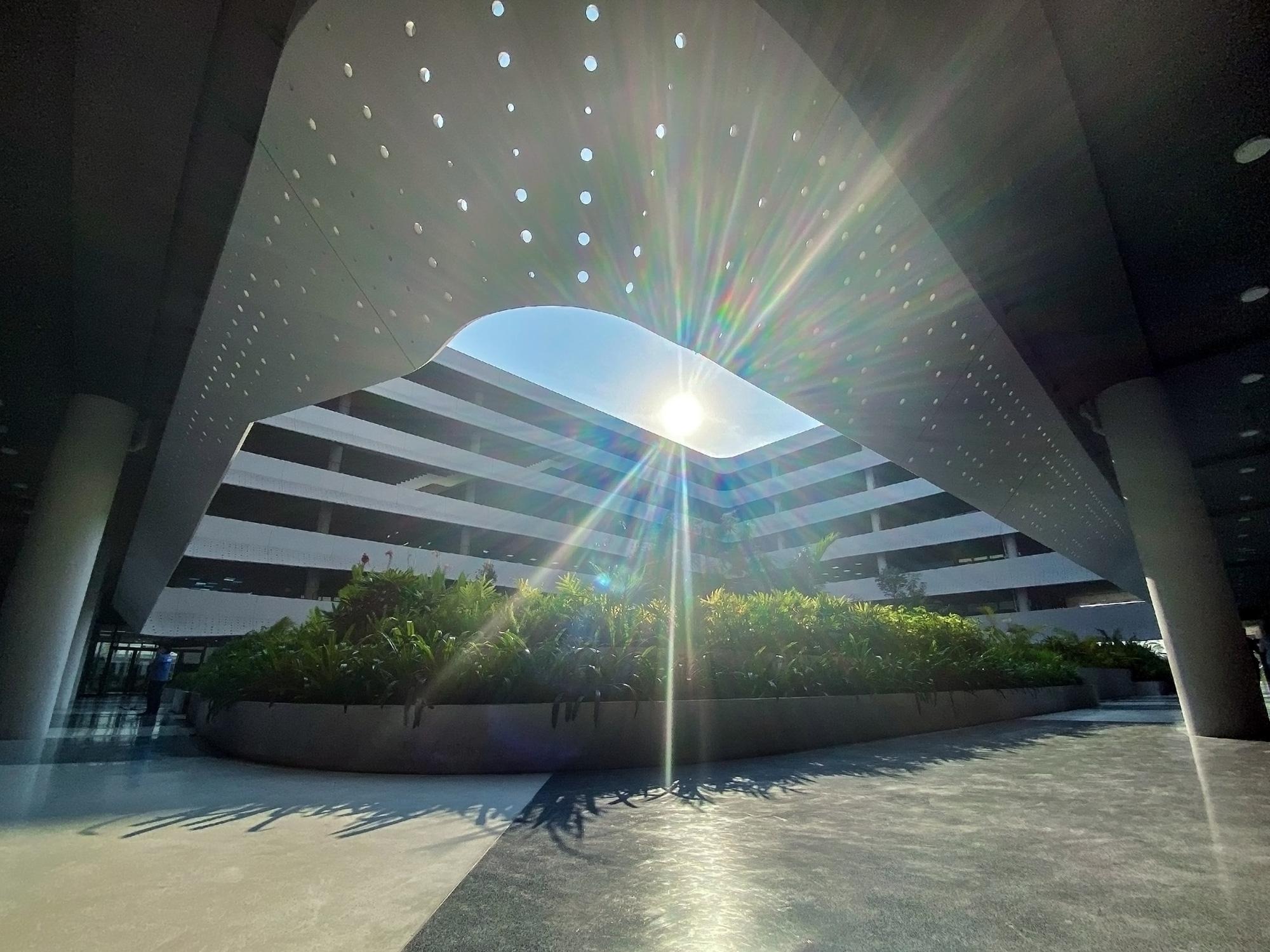 Trụ sở công ty công nghệ Việt lọt top công trình kiến trúc tiêu biểu - Ảnh 3.