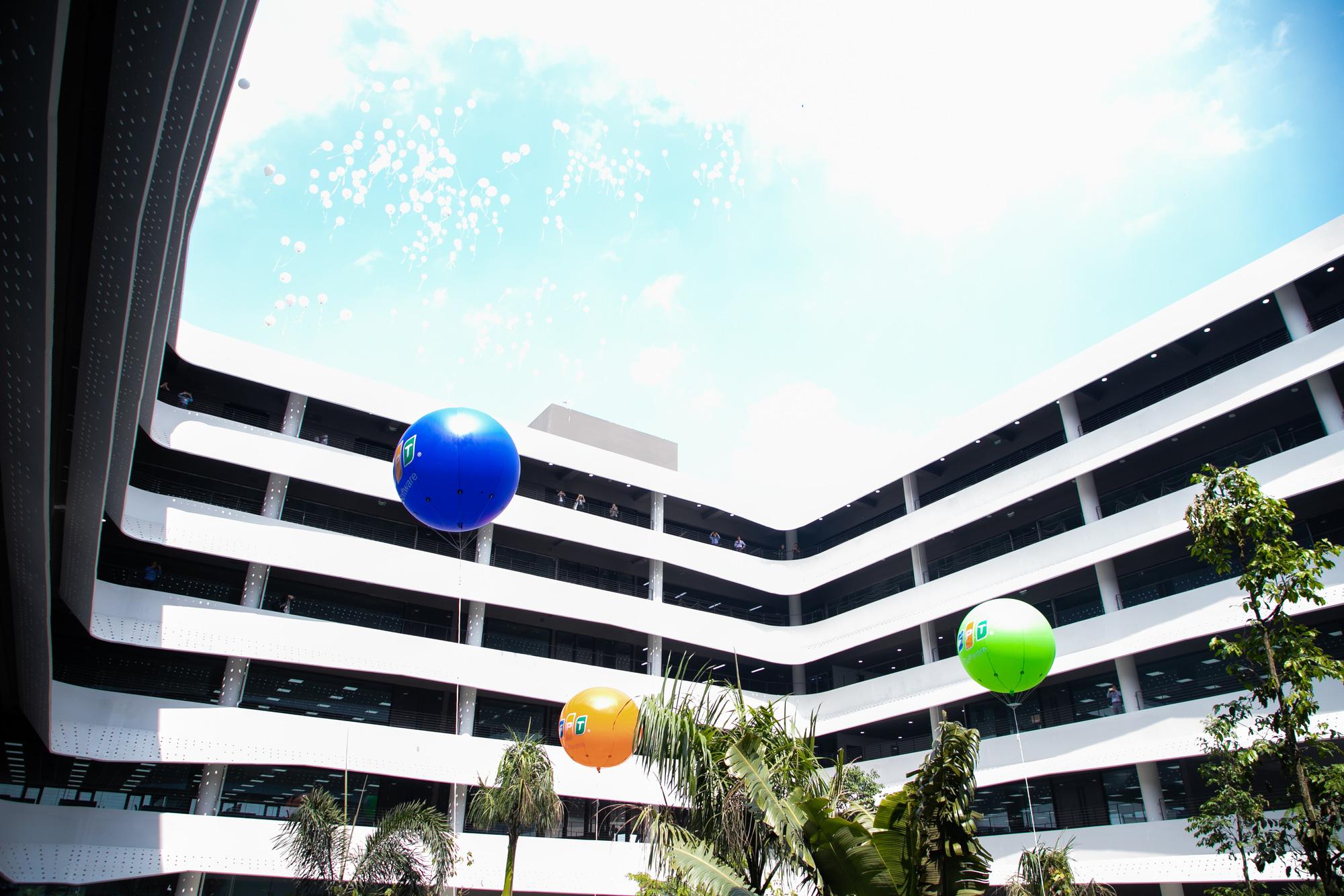Trụ sở công ty công nghệ Việt lọt top công trình kiến trúc tiêu biểu - Ảnh 6.