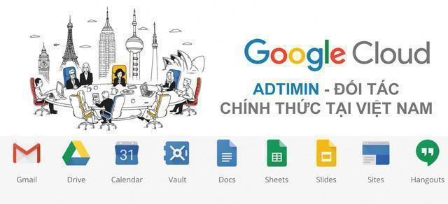 """Adtimin - Giải pháp Email theo tên miền Google """"Nâng cao hiệu suất công việc"""" - Ảnh 5."""