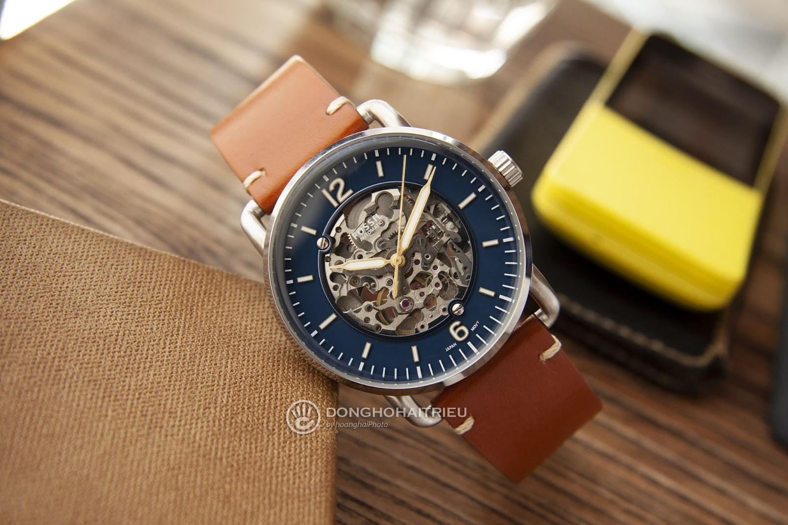Top các mẫu đồng hồ Fossil Blue đẹp mắt, đang được săn lùng - Ảnh 5.