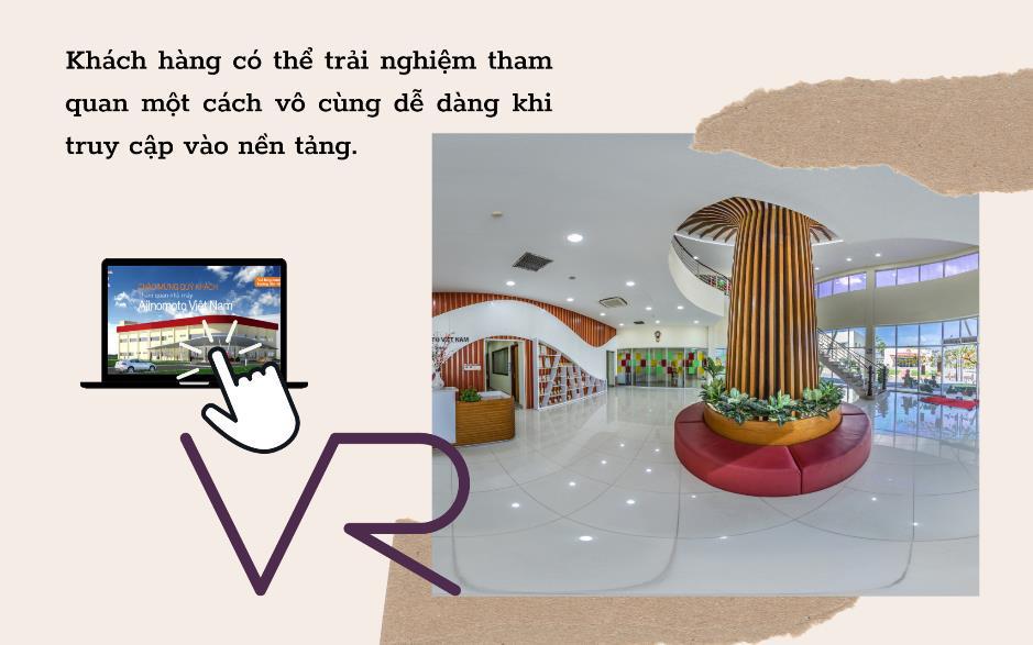 Trải nghiệm du lịch công nghiệp ứng dụng công nghệ thực tế ảo - Ảnh 3.