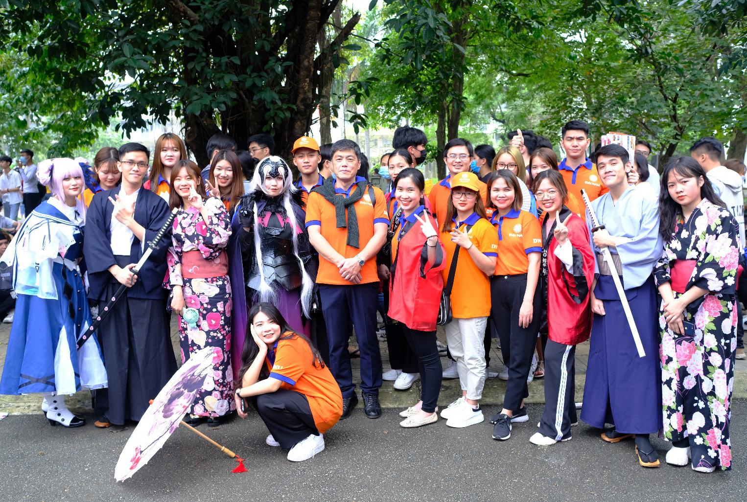 Đăng ký Khoa Ngôn ngữ và Văn hóa Nhật Bản - ĐH Đại Nam nhận ngay học bổng - Ảnh 2.