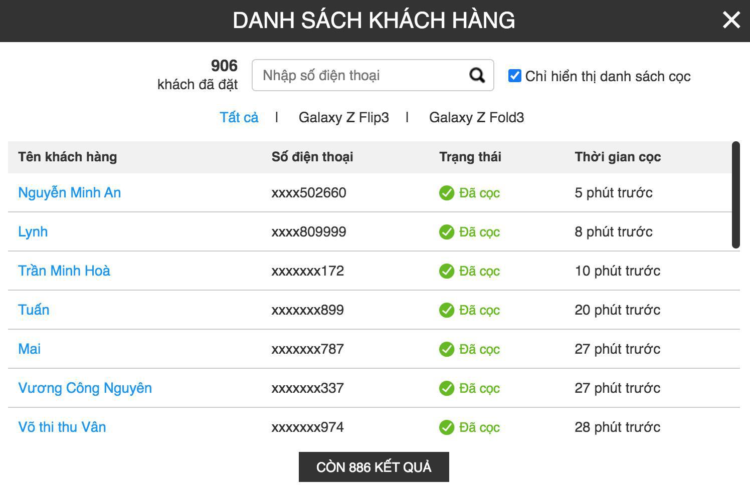200 máy Galaxy Z Thom Browne đã tìm được chủ nhân sau nửa ngày mở bán - Ảnh 2.