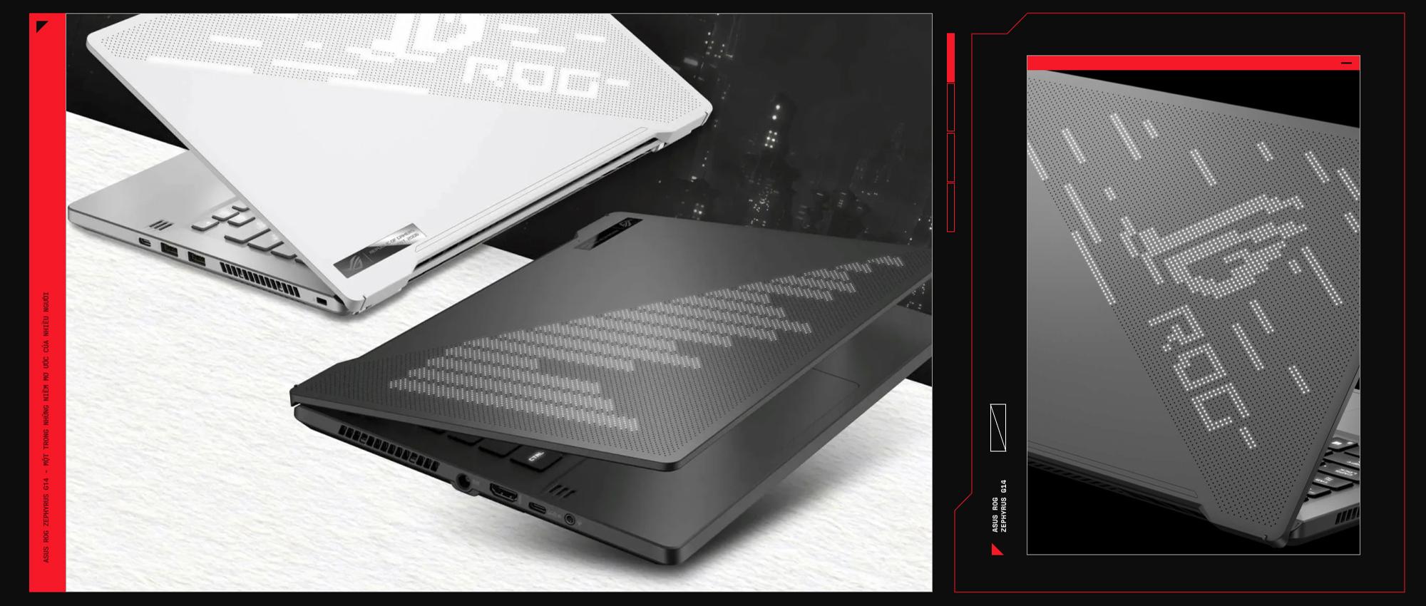 Mạnh mẽ, thời trang - Thống trị làng laptop gaming: Nhất định là ROG - Ảnh 7.