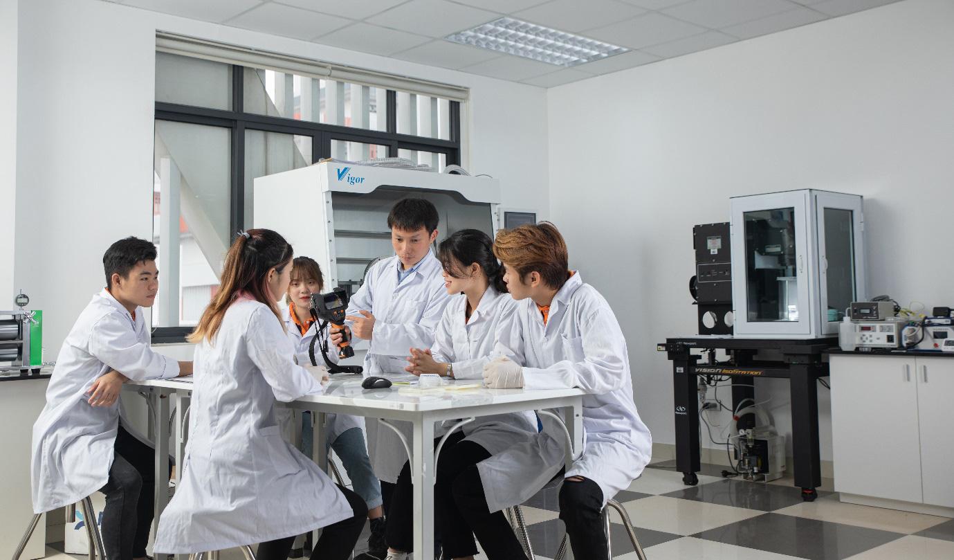 """""""Phải lòng"""" Kỹ thuật Hóa học, chọn ngay trường Đại học Phenikaa để """"trung hòa"""" - Ảnh 3."""