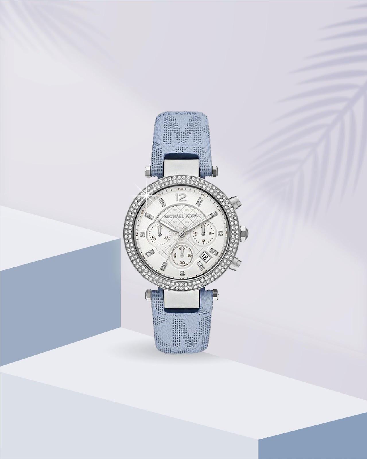 Top đồng hồ Michael Kors nữ mẫu mới vừa ra mắt gây sốt - Ảnh 4.