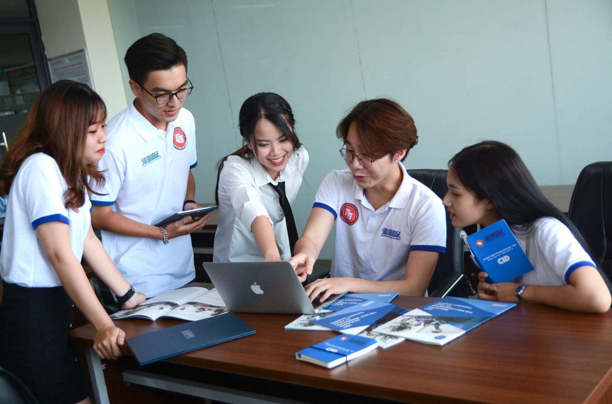 Điều gì làm nên sức hút của chương trình Cử nhân Quốc tế Việt Hàn ĐH Ngoại thương? - Ảnh 2.