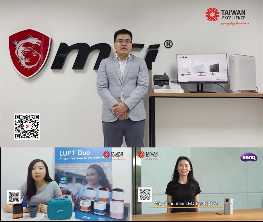 """Taiwan Excellence gửi gắm thông điệp tích cực với buổi triển lãm online """"Sống Nguyện Ý: Người trong ngõ tỏ chuyện ngoài"""" - Ảnh 2."""