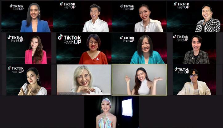 MultiMedia JSC lần đầu tiên sản xuất chương trình truyền hình thực tế tìm kiếm nhà sáng tạo nội dung về thời trang trên nền tảng TikTok! - Ảnh 3.