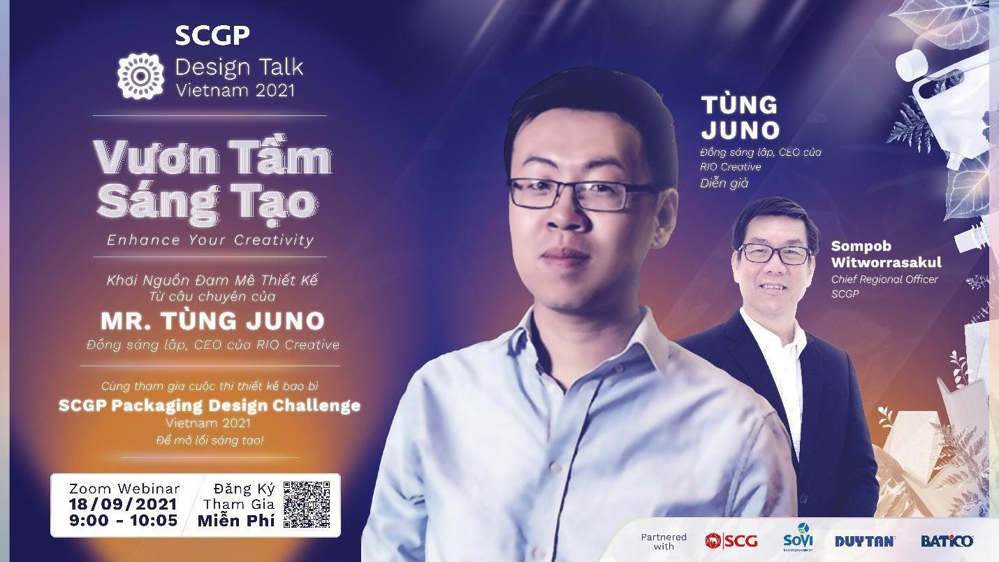 SCGP khởi động Cuộc thi thiết kế bao bì 2021 dành cho sinh viên các trường đại học tại Việt Nam - Ảnh 2.