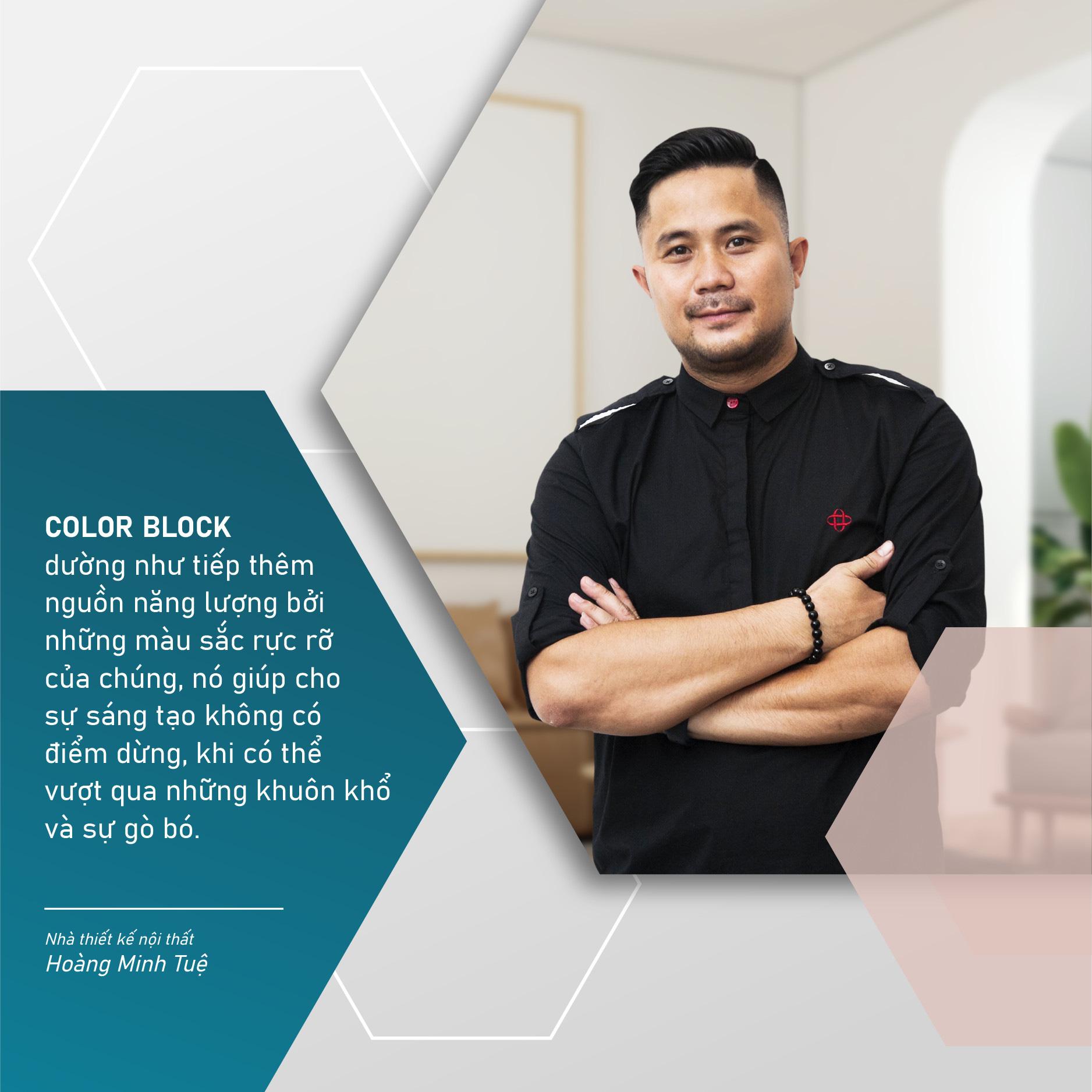Vì sao giới trẻ yêu thích xu hướng Color Block? - Ảnh 5.