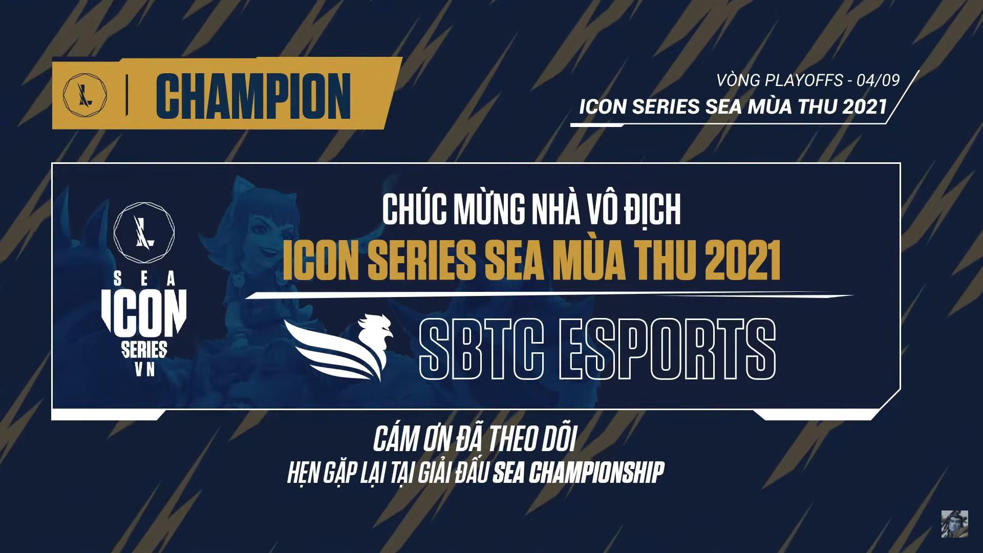 Icon Series SEA mùa Thu, bước đệm của LMHT: Tốc Chiến Việt Nam ra đấu trường thế giới - Ảnh 8.