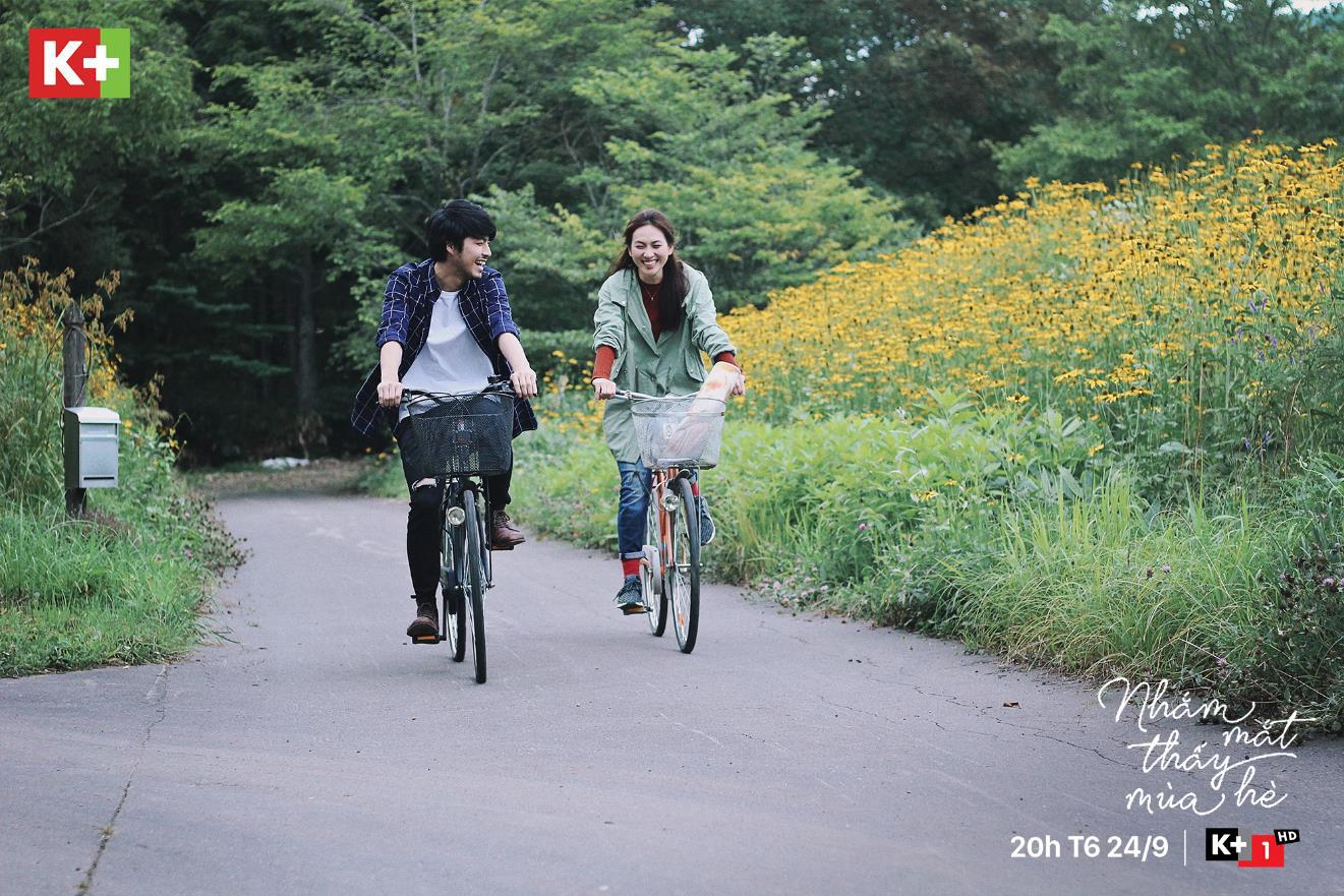 """Check-in Nhật Bản qua màn ảnh cùng """"Nhắm mắt thấy mùa hè"""" - Ảnh 1."""