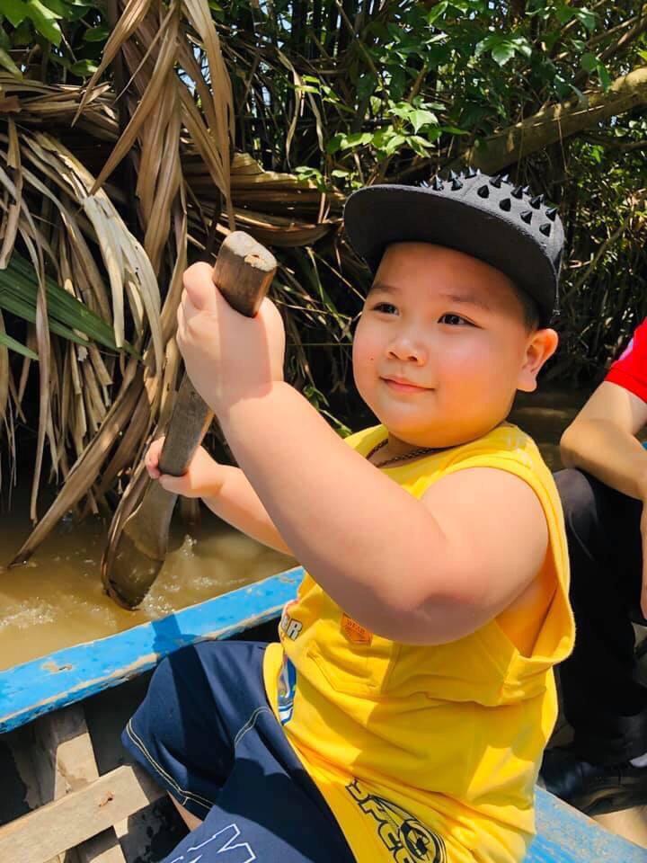 Bùi Nguyên Gia Bảo góp mặt trong series nổi tiếng Châu Á ghi danh Super Idol Kids mùa 1 - Ảnh 3.
