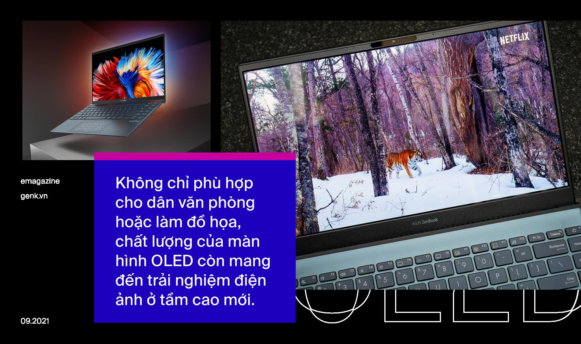 Phải trải nghiệm laptop OLED để biết cả một thế giới mới đang chờ đón bạn - Ảnh 9.