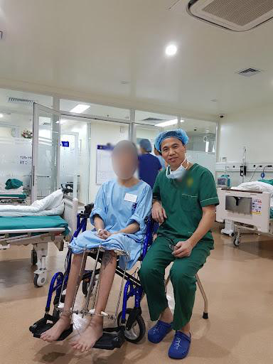 Kéo dài chân - Phương pháp phẫu thuật an toàn và hiệu quả giúp cải thiện chiều cao - ảnh 1