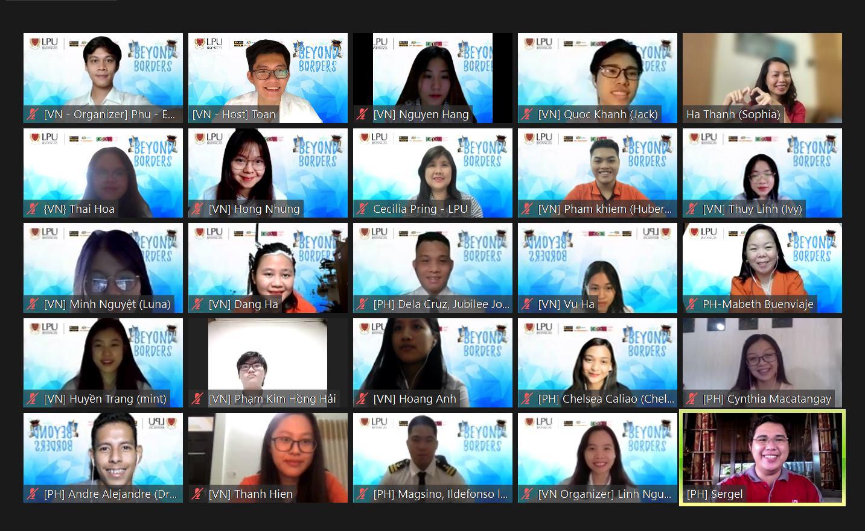 """Học online mùa dịch """"chất"""" như sinh viên ĐH FPT: Vừa được giao lưu quốc tế, vừa tương tác học nhóm cực lạ - Ảnh 3."""