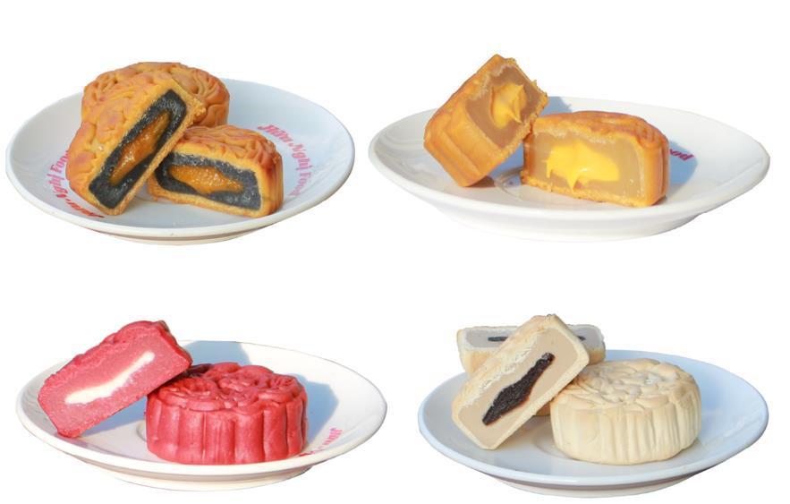 Khám phá bánh Trung thu tan chảy hot trend - Ảnh 2.