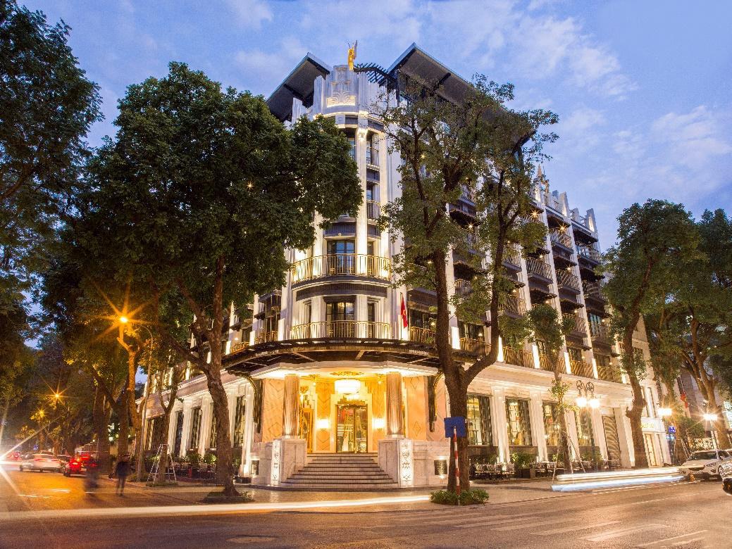 """DestinAsian vinh danh Capella Hanoi của Sun Group là """"Khách sạn mới tốt nhất Châu Á - Thái Bình Dương"""" - Ảnh 1."""