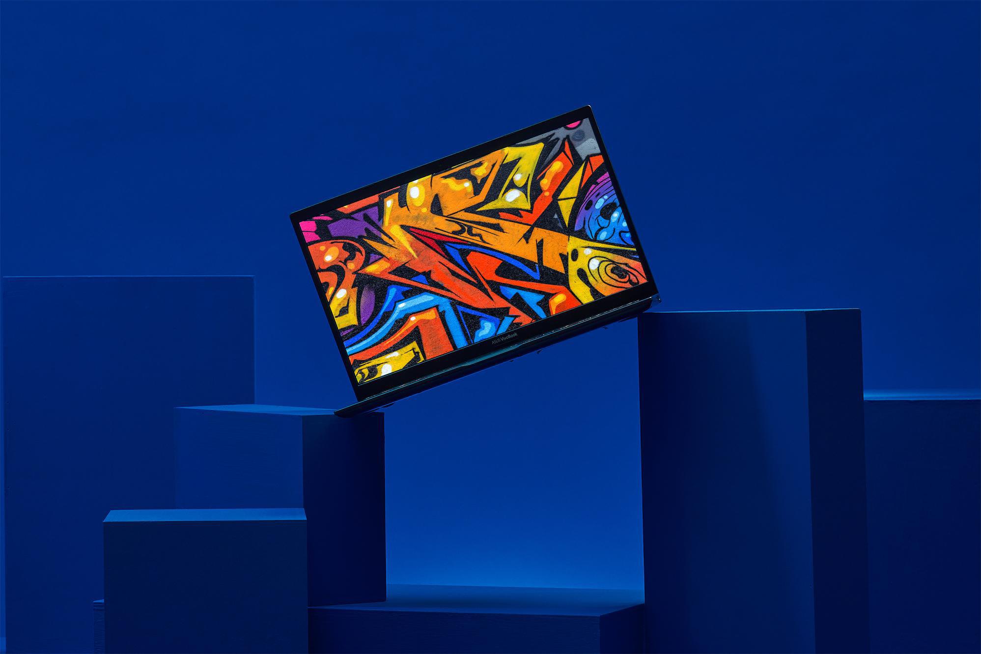 ASUS VivoBook 15 OLED - Mẫu laptop hot hit mới cho Gen Z mùa tựu trường 2021 - Ảnh 2.