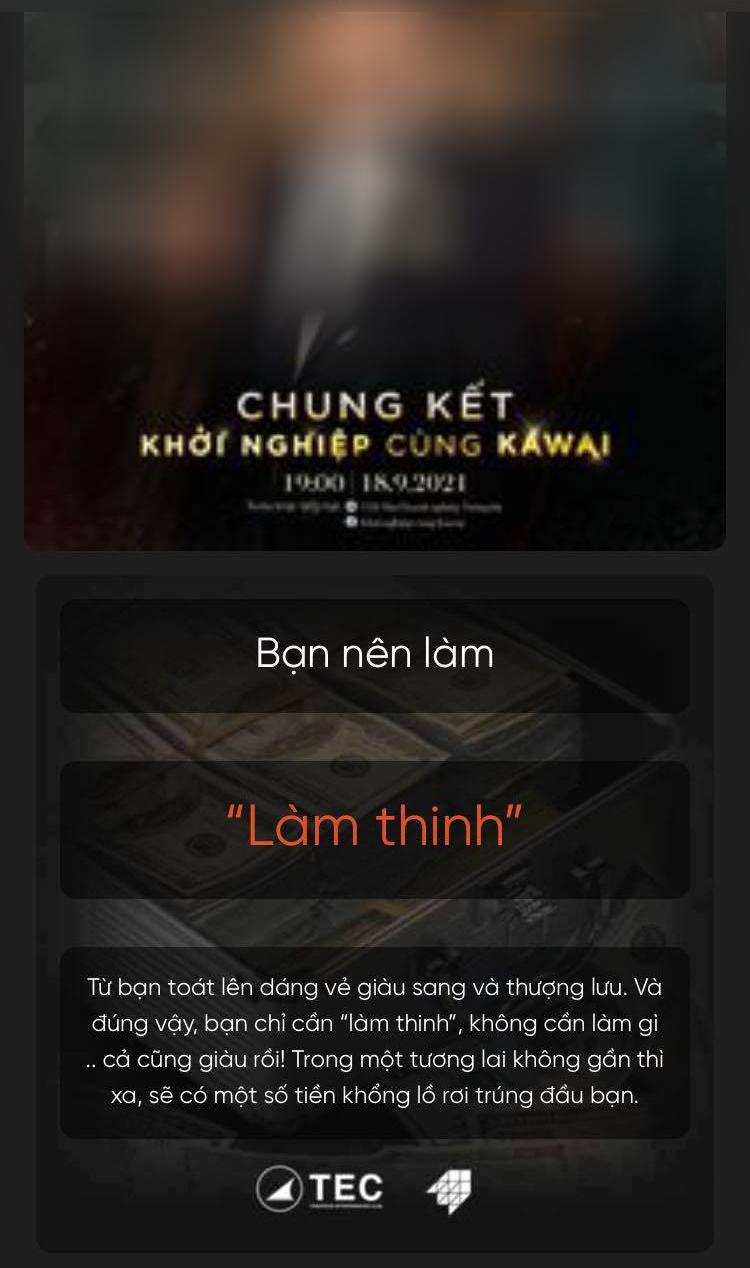Chiêu quảng bá cuộc thi khởi nghiệp siêu độc của sinh viên Ngoại Thương - Ảnh 2.