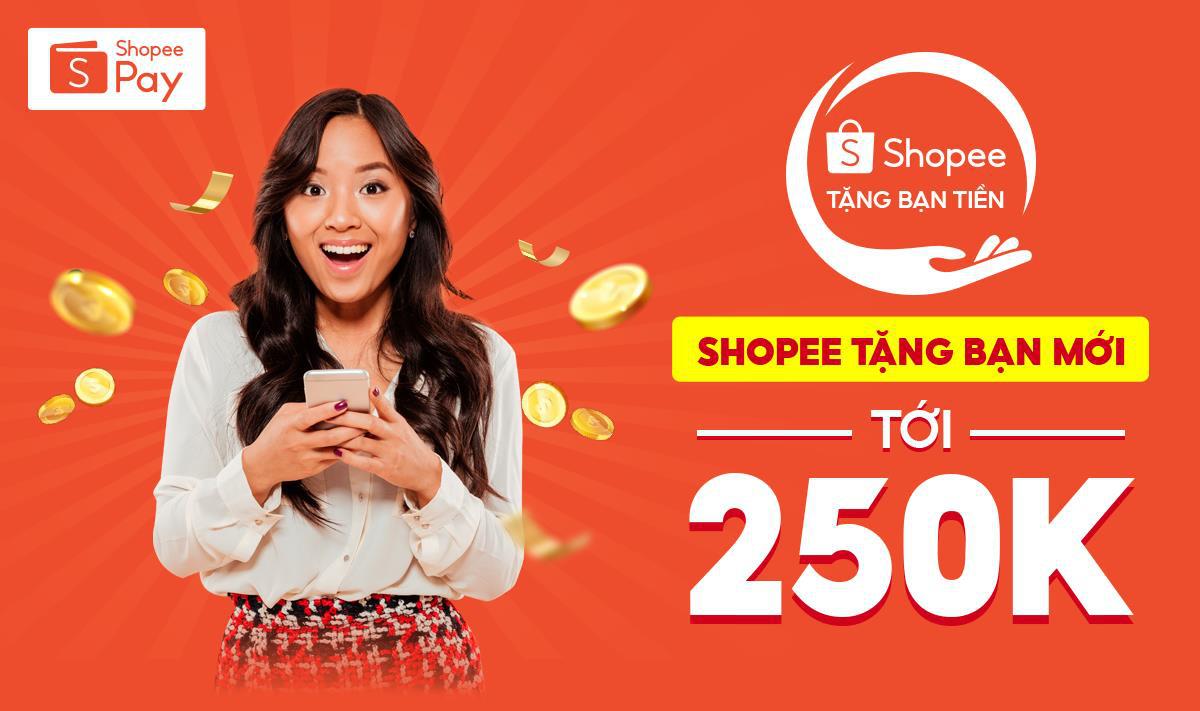 Dân tình rủ nhau khoe khoản thưởng 250K từ bộ đôi Shopee - ShopeePay - Ảnh 2.