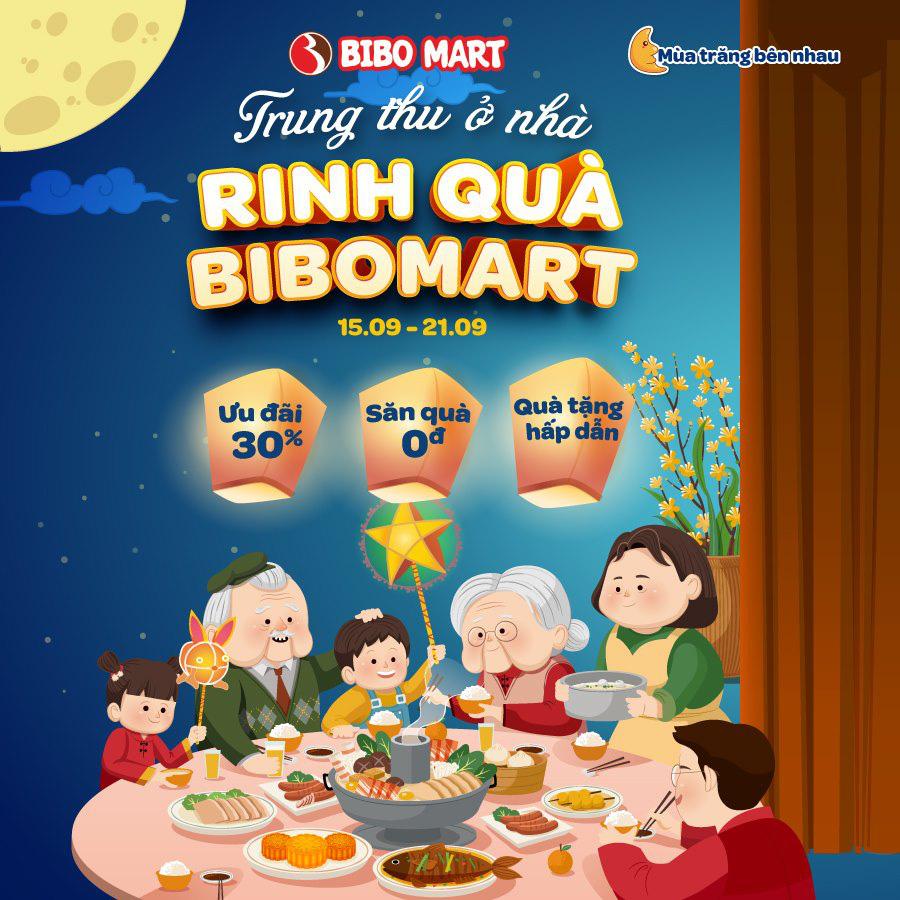 """Khám phá """"Mùa trăng bên nhau"""" cùng BIBO Mart với các hoạt động đón Trung thu ý nghĩa - Ảnh 3."""