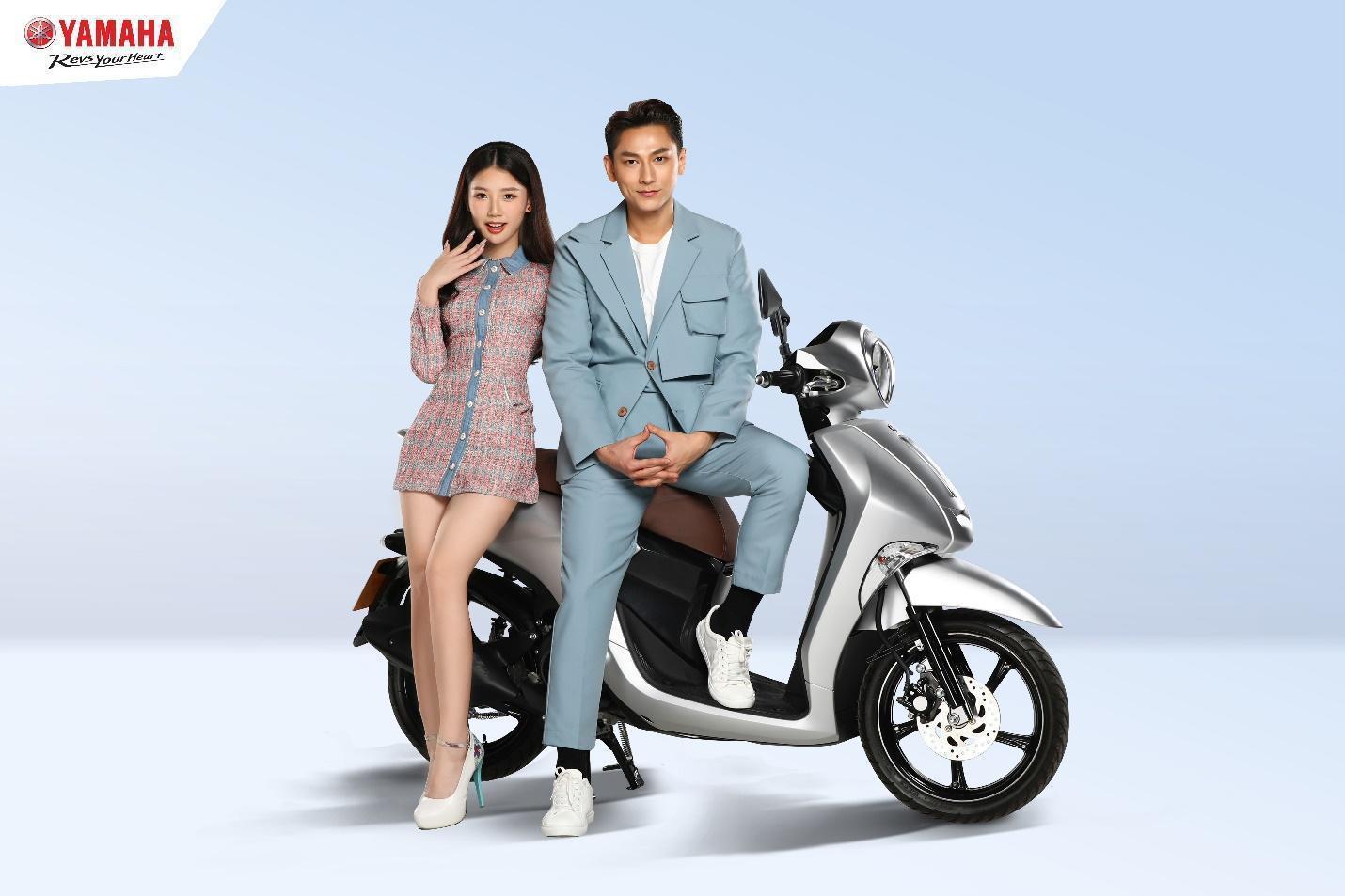"""Mua xe máy Yamaha - """"Tiết kiệm nhất, nhận quà cực chất"""" - Ảnh 4."""