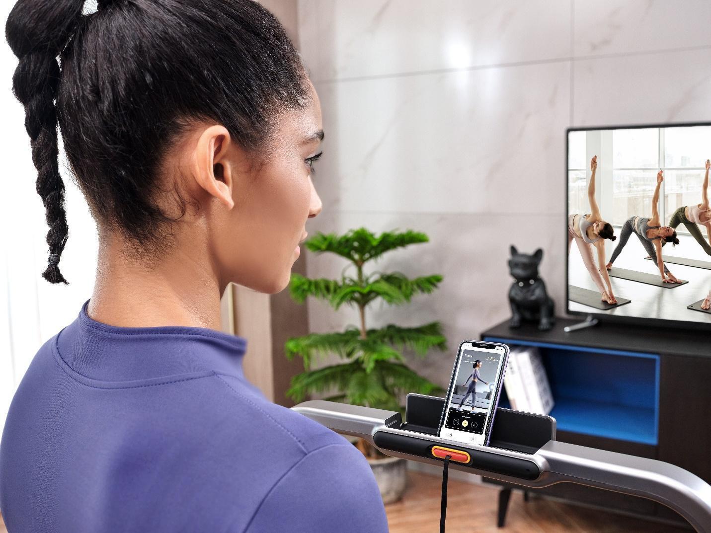 Biến tư gia thành phòng tập với máy chạy thông minh KingSmith - Ảnh 4.