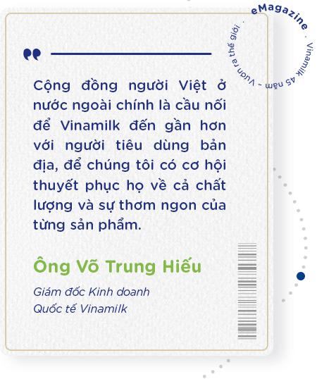 """Hương vị Việt Nam – """"Hoa tiêu"""" đưa con tàu Vinamilk vươn ra thế giới - Ảnh 6."""