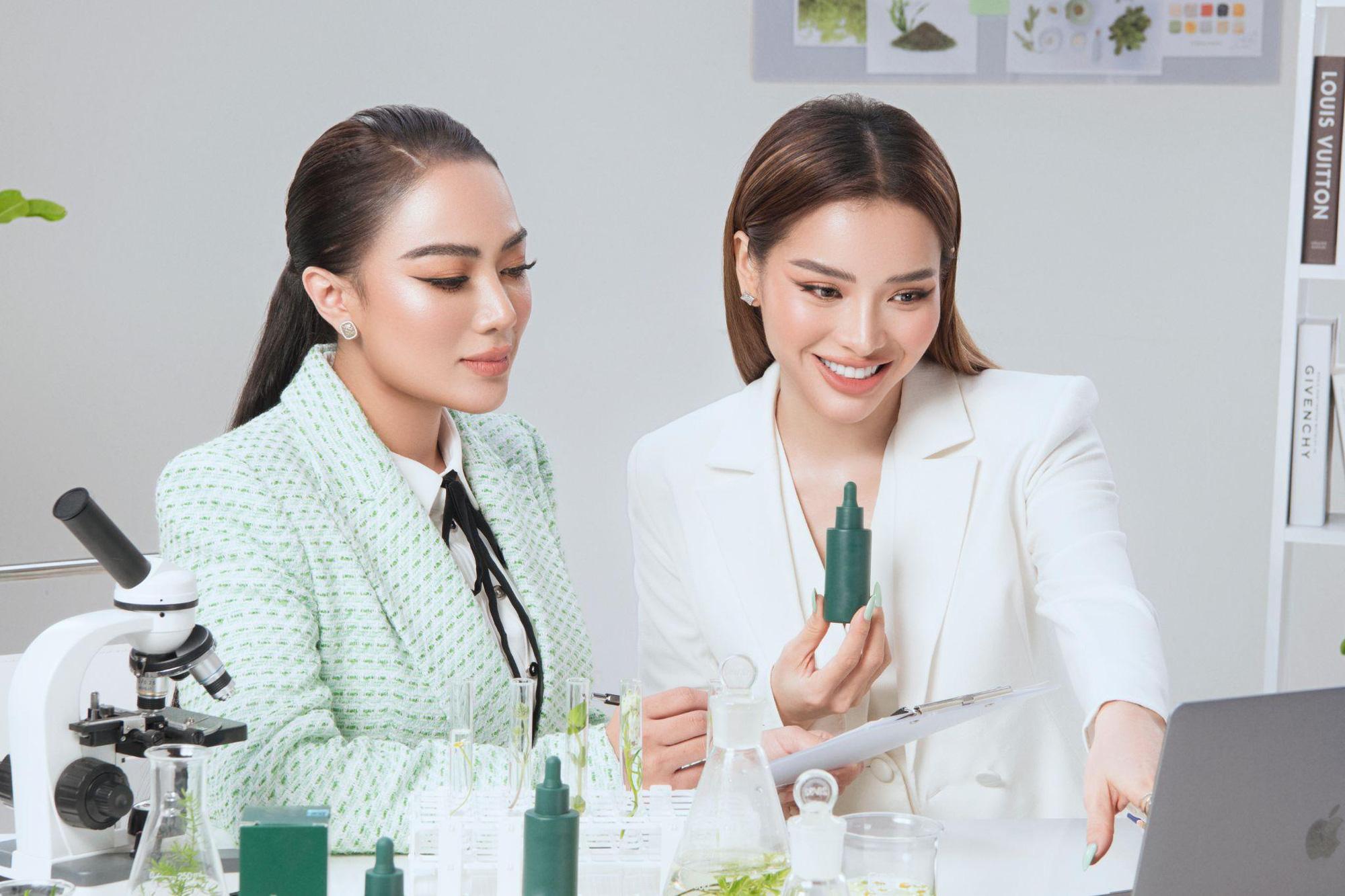 Phương Trinh Jolie: Từ cô gái đa tài của showbiz Việt đến CEO tài năng - Ảnh 4.