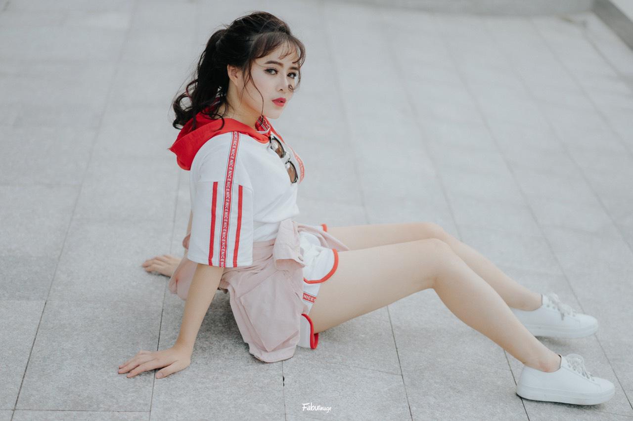 Trần Thảo Hiền - Hot girl với nhiều tài lẻ thu hút sự quan tâm của cộng đồng mạng - Ảnh 3.