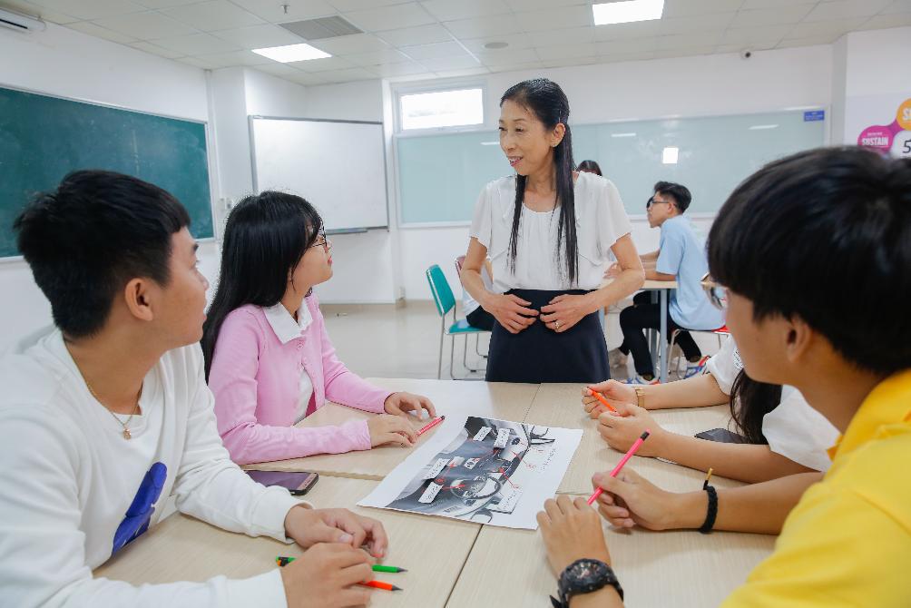 """Học Đại học chuẩn Nhật Bản - """"định vị"""" thành công trong doanh nghiệp Nhật - Ảnh 1."""