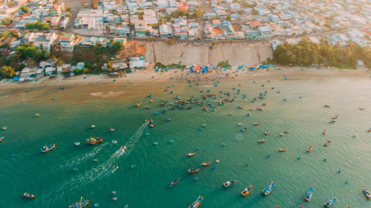 Bất động sản ven biển: Cơ hội sinh lợi nhuận hấp dẫn sau giãn cách - Ảnh 1.