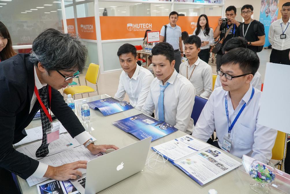 """Học Đại học chuẩn Nhật Bản - """"định vị"""" thành công trong doanh nghiệp Nhật - Ảnh 4."""