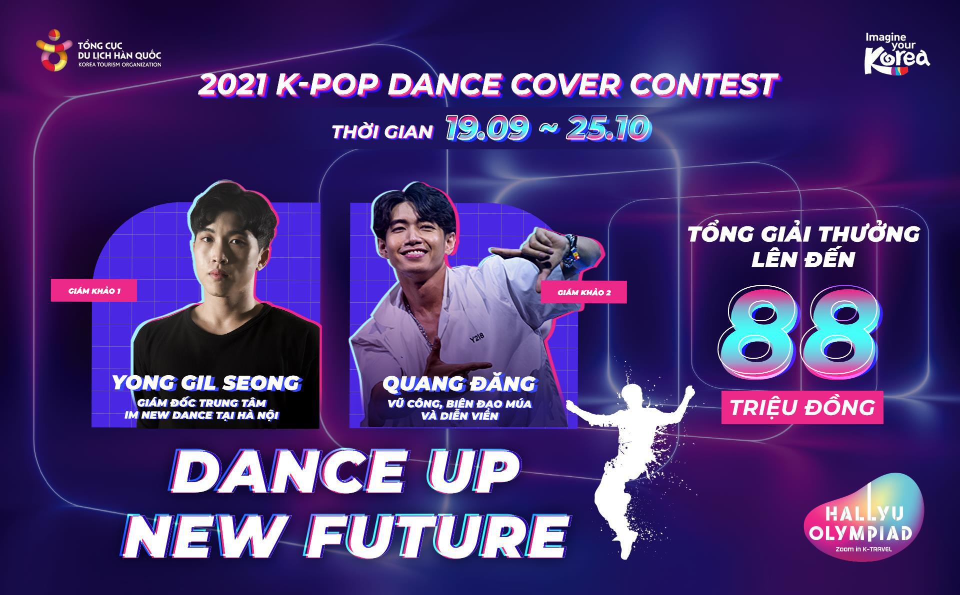 Fan K-Pop hào hứng với cuộc thi nhảy cover hoành tráng - Ảnh 1.
