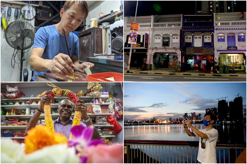 Đã phải lòng du lịch Singapore, bạn có thể tận hưởng loạt trải nghiệm hay ho ngay tại nhà - Ảnh 3.