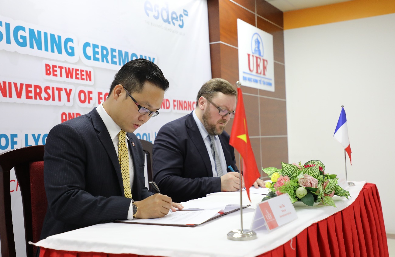 UEF sẽ là trường thành viên tiên phong tại Đông Nam Á của Liên minh Cintana - Ảnh 4.