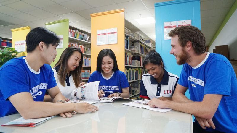 UEF sẽ là trường thành viên tiên phong tại Đông Nam Á của Liên minh Cintana - Ảnh 6.