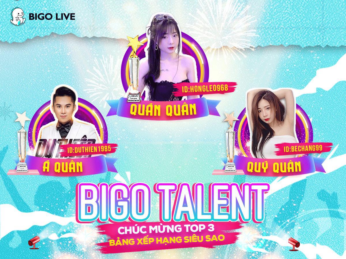 Đã mắt với những màn khoe tài của các thí sinh tại chung kết Bigo Talent 2021 - Ảnh 2.