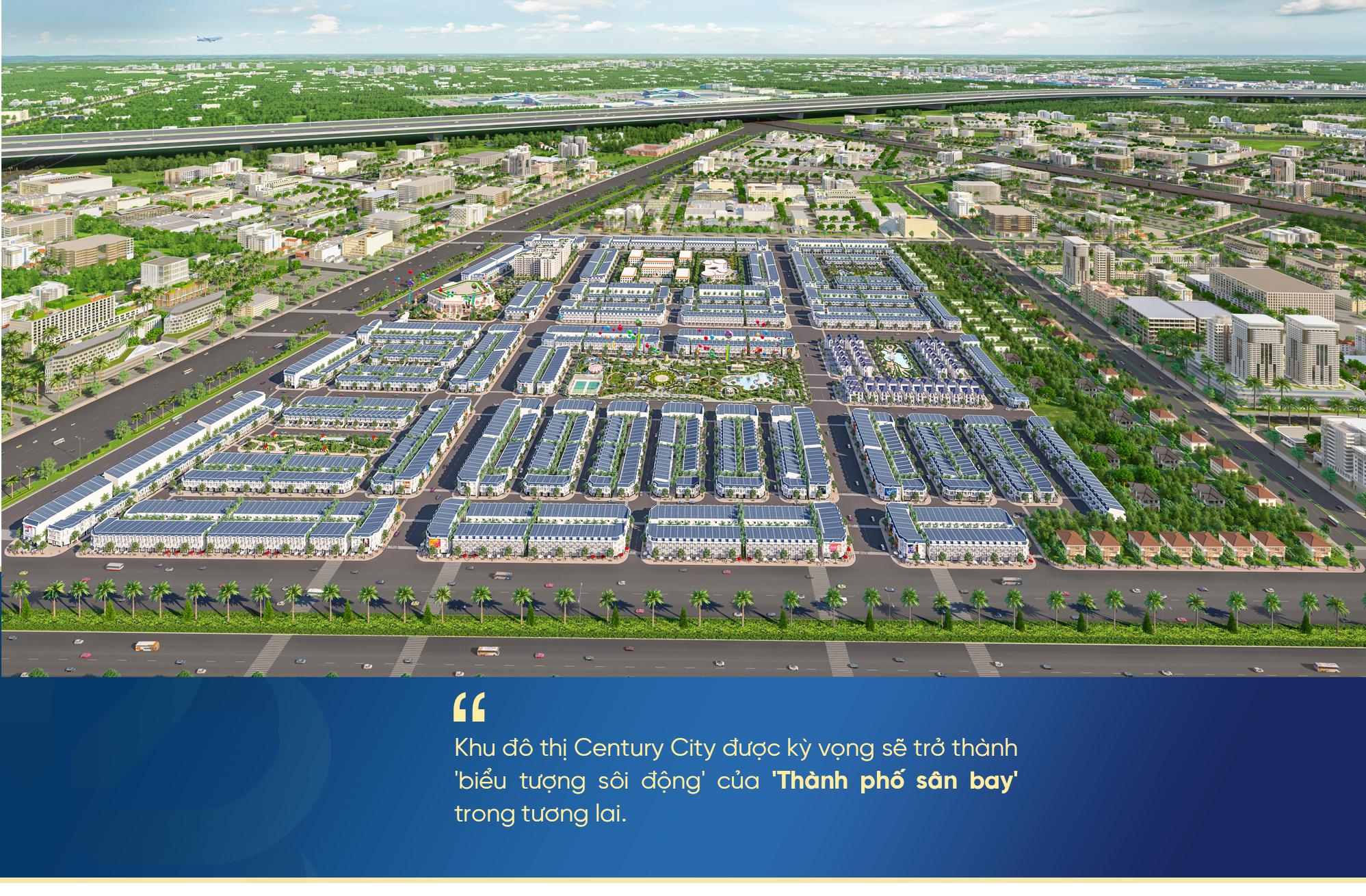 """Century City: Khám phá sức hấp dẫn đến từ biểu tượng sôi động khu vực trung tâm """"thành phố sân bay"""" - Ảnh 11."""