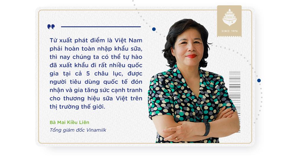 """Hương vị Việt Nam – """"Hoa tiêu"""" đưa con tàu Vinamilk vươn ra thế giới - Ảnh 2."""