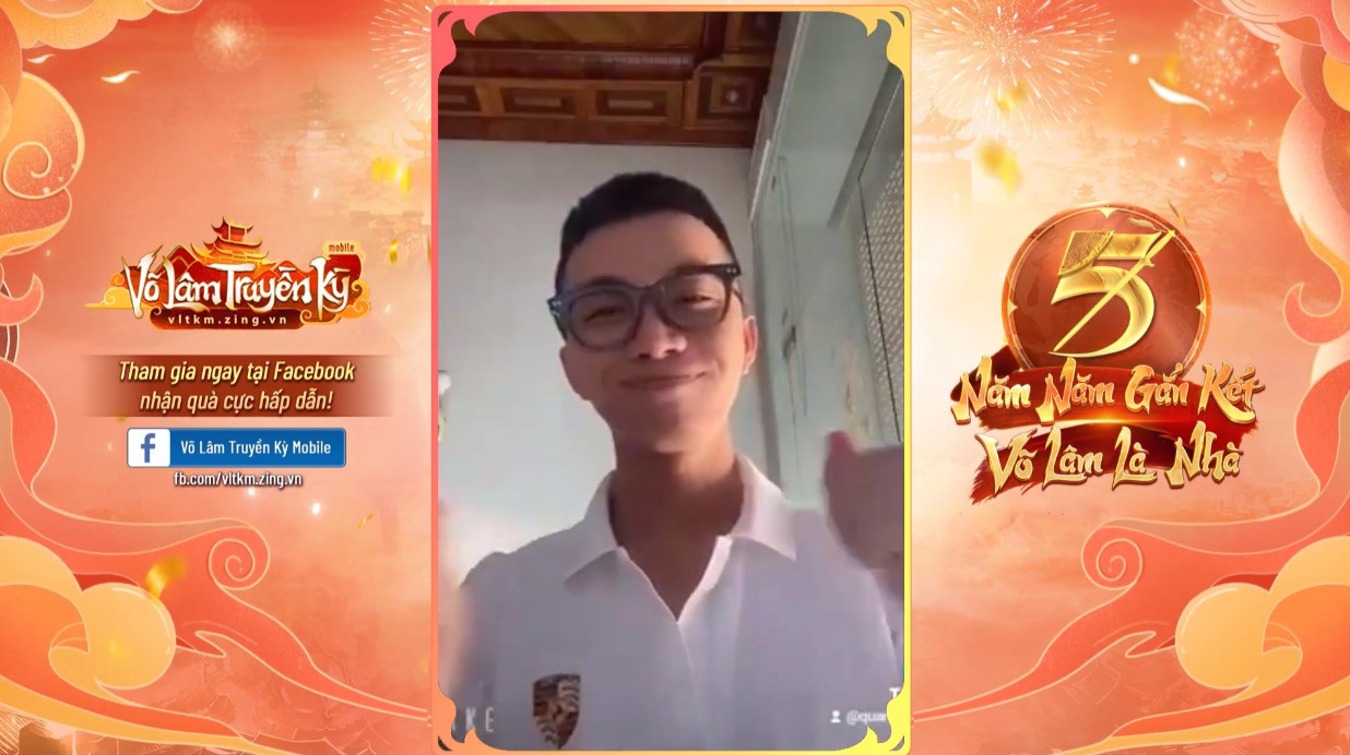 Muôn kiểu chúc mừng sinh nhật của game thủ dành cho Võ Lâm Truyền Kỳ Mobile - Ảnh 2.