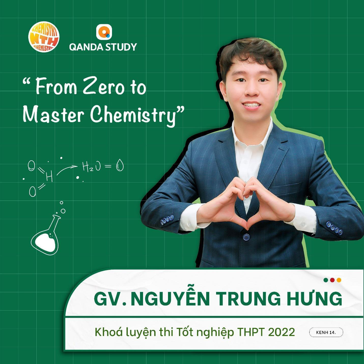 Zero to Master - Thầy giáo 9x cùng ước mơ giúp học sinh yêu Hóa lại từ đầu - Ảnh 1.
