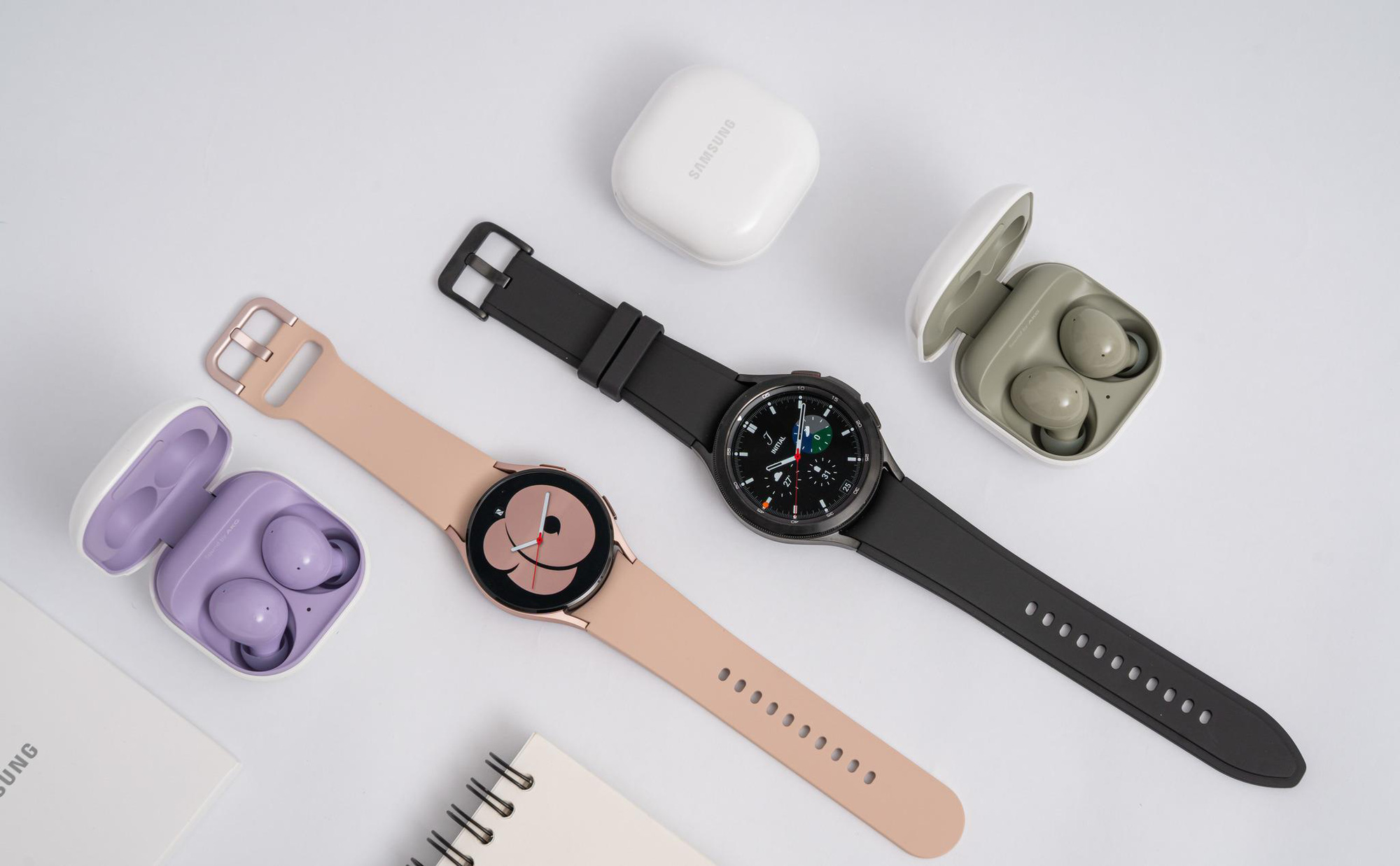 Khỏe trong, đẹp ngoài, sống chất với Galaxy Watch4 Series - Ảnh 4.