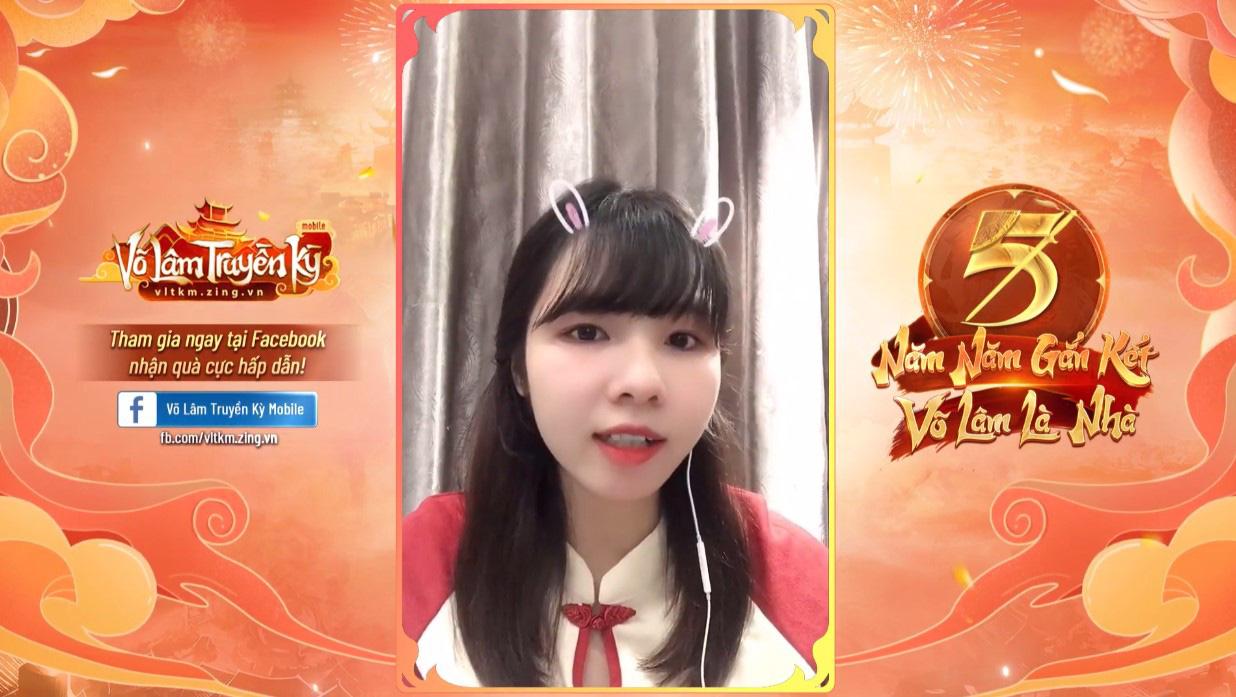 Muôn kiểu chúc mừng sinh nhật của game thủ dành cho Võ Lâm Truyền Kỳ Mobile - Ảnh 7.