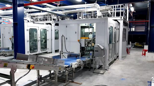 Lý do để doanh nghiệp lựa chọn robot đóng bao tự động OMBA - Ảnh 2.
