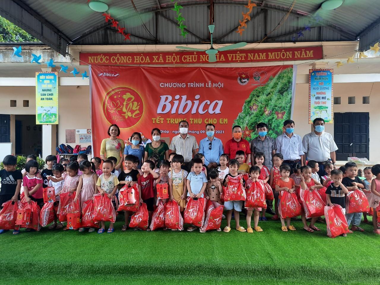 Tết Trung Thu Cho Em - Mùa 2 đã được Bibica triển khai tại 17 tỉnh thành trên toàn quốc - Ảnh 1.