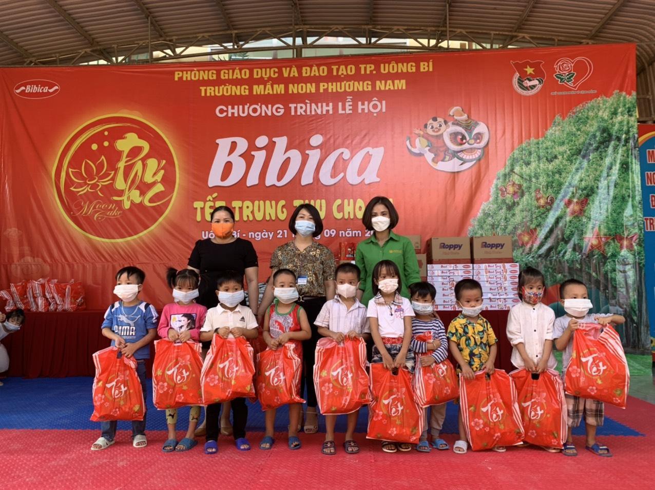 Tết Trung Thu Cho Em - Mùa 2 đã được Bibica triển khai tại 17 tỉnh thành trên toàn quốc - Ảnh 2.